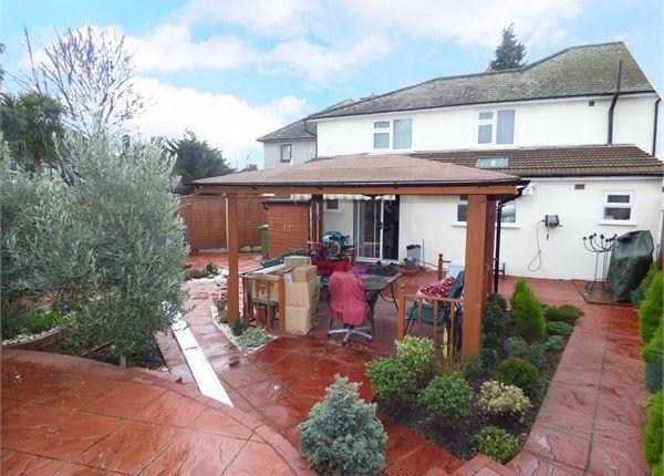 Thumbnail Semi-detached house for sale in Seton Gardens, Dagenham, Essex