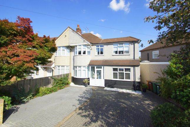 Thumbnail End terrace house for sale in Northumberland Avenue, Welling