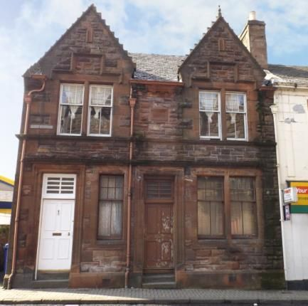 External of High Street, Maybole, South Ayrshire KA19