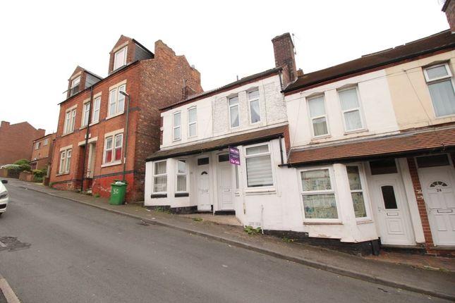 Thumbnail Terraced house for sale in Colborn Street, Nottingham