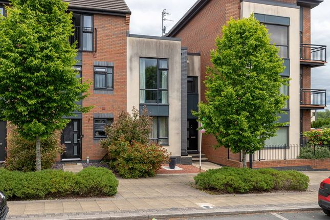 3 bed terraced house for sale in Kiln View, Hanley, Stoke-On-Trent ST1