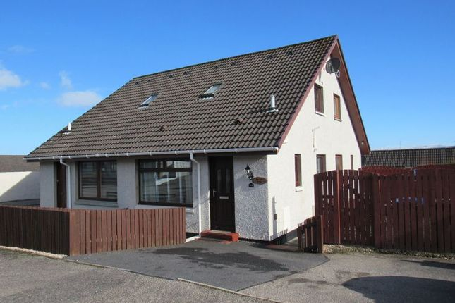 Thumbnail Terraced house for sale in Scorguie Drive, Inverness