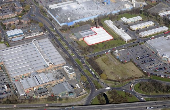 Thumbnail Warehouse to let in Kingsway Tower, Kingsway South, Team Valley Trading Estate, Gateshead