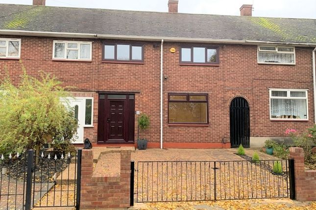 Thumbnail Terraced house to rent in Paines Brook Way, Romford