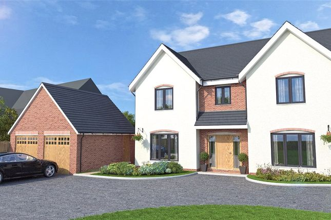 Thumbnail Detached house for sale in Station Road, Ditton Priors, Bridgnorth, Shropshire