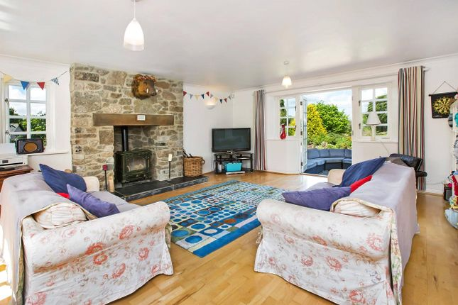 Sitting Room of Hawkmoor Parke, Bovey Tracey, Newton Abbot TQ13