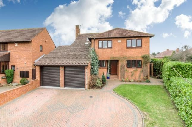 Thumbnail Detached house for sale in Baskerfield Grove, Woughton On The Green, Milton Keynes