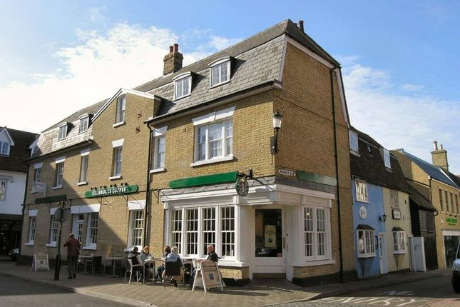 Thumbnail Flat to rent in Hill Street, Saffron Walden