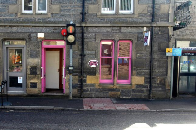 Retail premises for sale in Retail Unit, 28 High Street, Kingussie