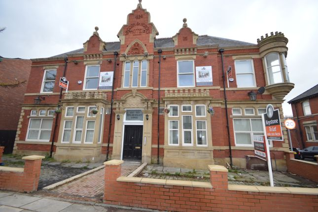 Thumbnail Block of flats for sale in Walmersley Road, Bury