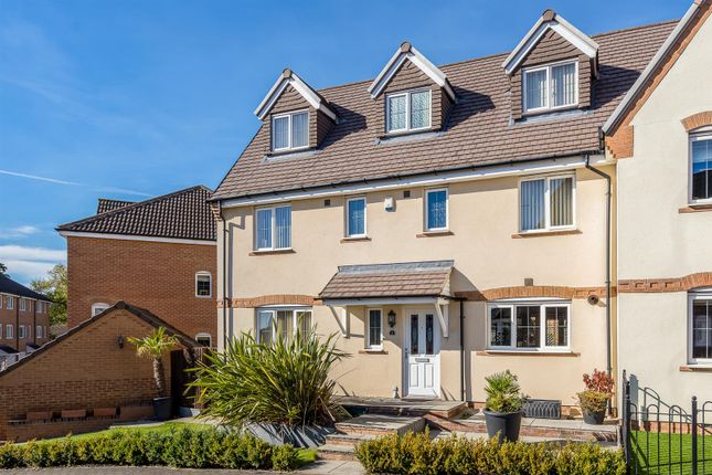 Thumbnail Semi-detached house for sale in Glade Walk, Leeds