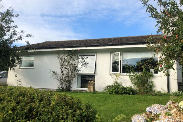 Thumbnail Detached bungalow for sale in Llanwern Estate, Gilfachrheda, New Quay