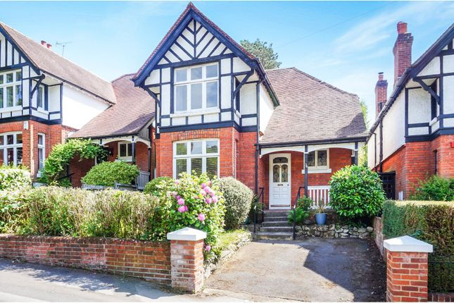 Thumbnail Detached house for sale in Church Lane, Highfield, Southampton