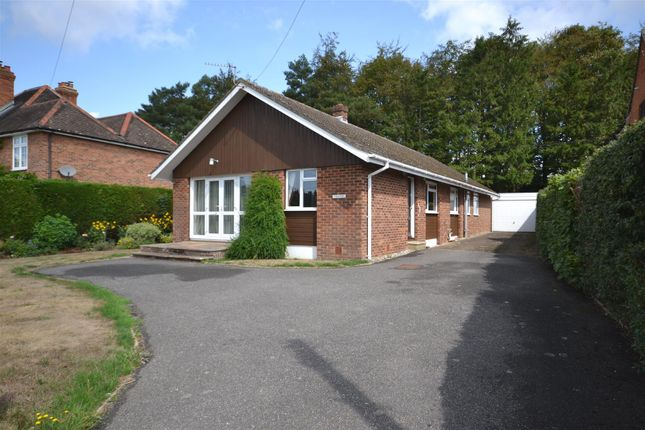 Thumbnail Detached bungalow for sale in Silchester Road, Bramley, Tadley