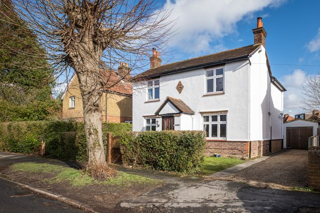 Thumbnail Detached house for sale in Manor Road, Horsell, Woking