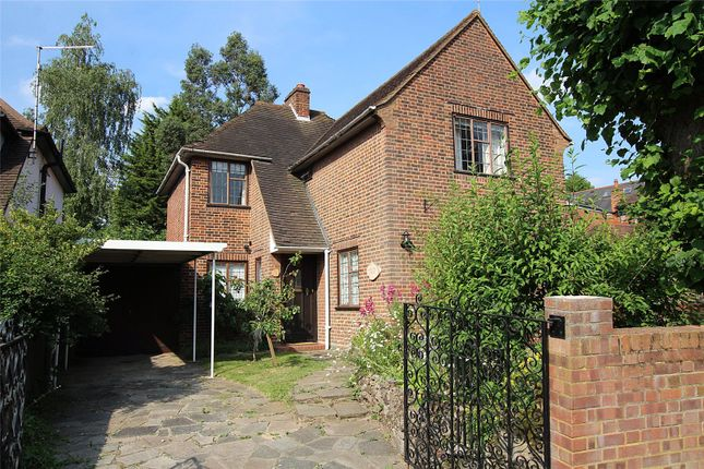 Thumbnail Detached house for sale in Grosvenor Road, St. Albans, Hertfordshire