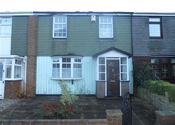 Thumbnail Terraced house to rent in Bell Street, Darlaston, Wednesbury