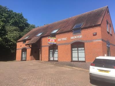 Thumbnail Office for sale in Temple Court, Temple Way, Coleshill, Warwickshire