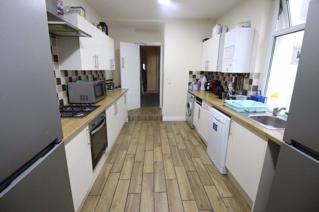 Thumbnail Terraced house to rent in Moy Road, Roath, Cardiff