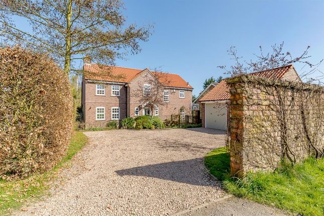 Thumbnail Detached house for sale in Back Lane, Bilbrough, York