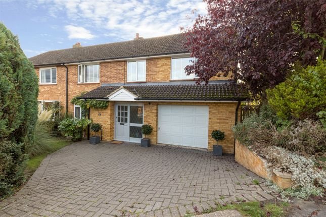 Thumbnail Semi-detached house for sale in Woodland Way, Marlow, Buckinghamshire