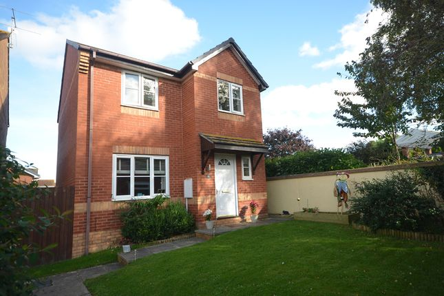 Thumbnail Detached house for sale in Jupes Close, Exminster