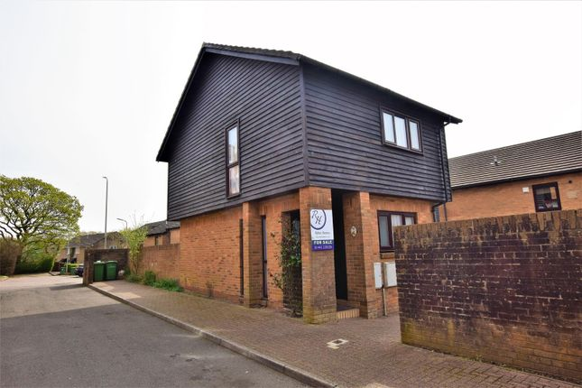 Thumbnail Detached house for sale in Llys Dyfodwg, Talbot Green, Pontyclun