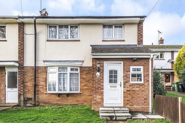 Thumbnail Terraced house to rent in Hemel Hempstead, Buckinghamshire