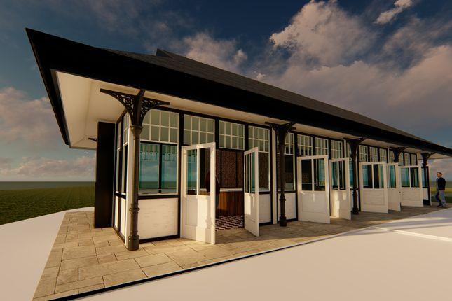 Thumbnail Restaurant/cafe to let in Old Tram Shelter, Whitburn Road, Seaburn, Sunderland