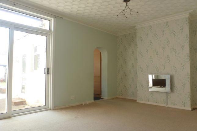 Thumbnail Terraced house to rent in Paddington Road, Portsmouth