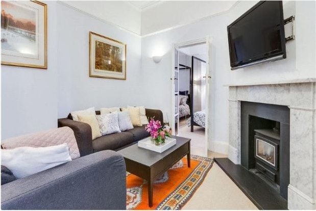 1 bed flat to rent in Earl's Court Square, London SW5
