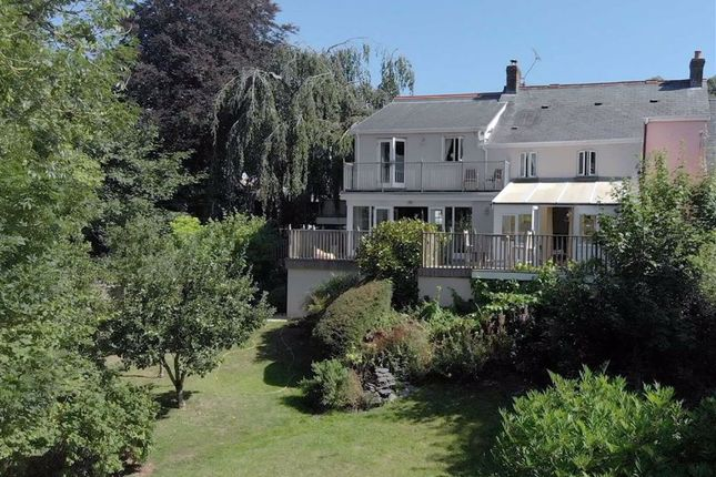 Thumbnail Semi-detached house for sale in Cenarth, Newcastle Emlyn