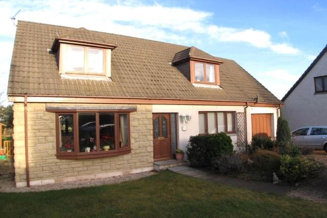 Thumbnail Detached house to rent in Beils Brae, Urquhart, Elgin