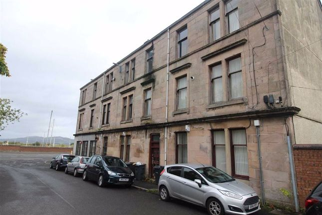 Thumbnail 2 bed flat for sale in Macdougall Street, Greenock