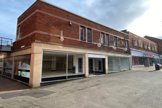 Thumbnail Retail premises to let in Unit C, Gaolgate Place, Stafford, Staffordshire