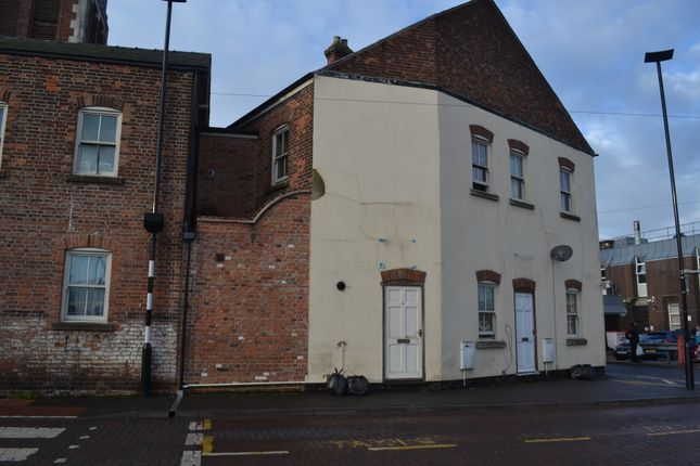 Thumbnail Mews house to rent in Albion Place, Wisbech