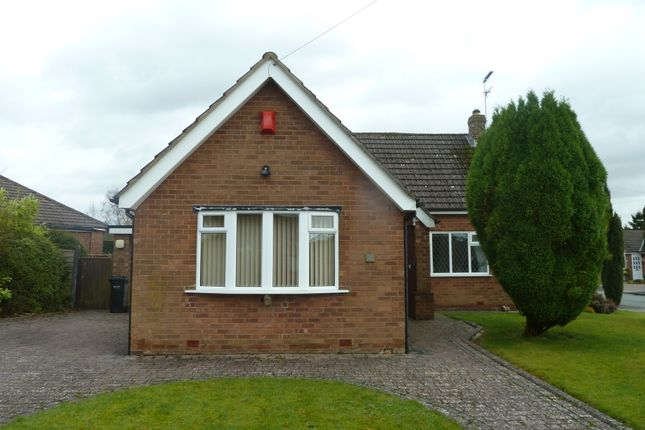 Thumbnail Detached bungalow to rent in Manifold Drive, High Lane, Stockport, Cheshire
