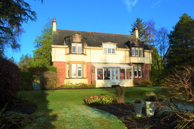 5 bed property for sale in Upper Colquhoun Street, Helensburgh, Argyll And Bute G84