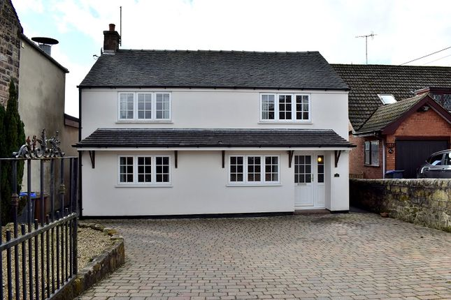 Thumbnail Cottage for sale in Sandy Lane, Brown Edge, Stoke On Trent