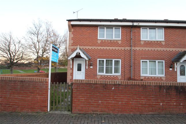 Thumbnail Terraced house to rent in Barnsley Road, Hemsworth, West Yorkshire