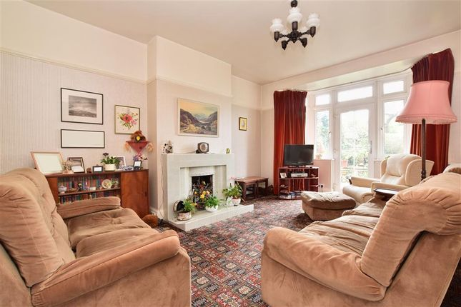 Thumbnail Semi-detached house for sale in Banstead Road, Carshalton, Surrey