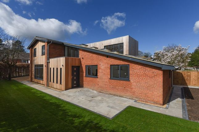 Thumbnail Property for sale in 2 Upton Close, Off Newmarket Road, Norwich