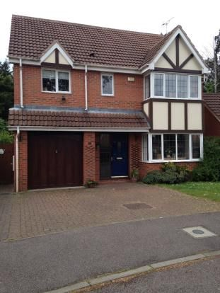 Thumbnail Detached house to rent in Yew Tree Close, Kettering