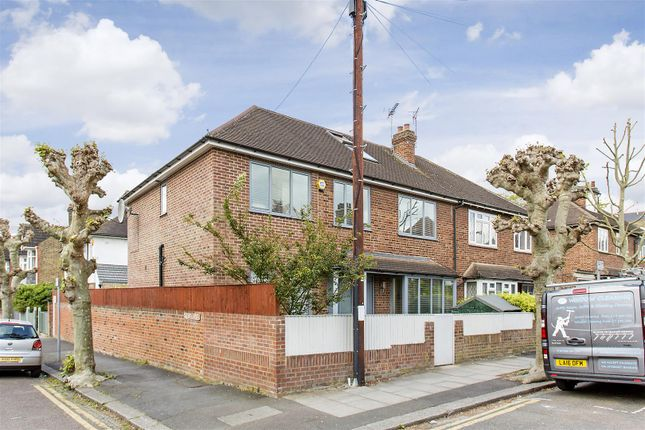 Thumbnail Semi-detached house to rent in Albert Grove, London