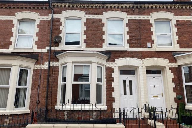Thumbnail Terraced house to rent in Sybil Road, Anfield, Liverpool, Merseyside