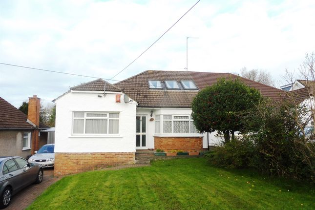 Thumbnail Semi-detached bungalow for sale in Murch Road, Dinas Powys