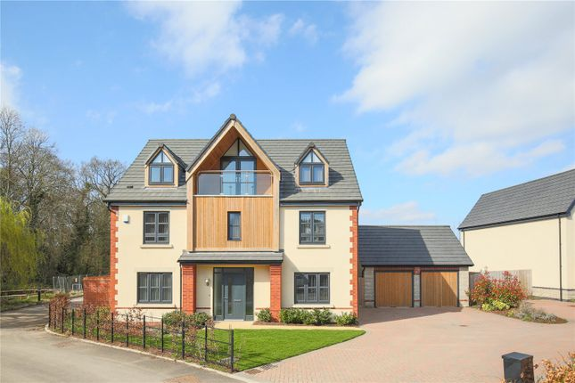 Thumbnail Detached house for sale in Clover Grove, Barrow Gurney, Bristol