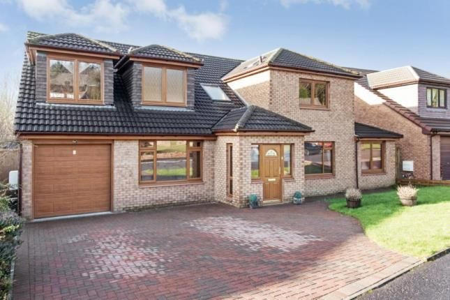 Thumbnail Detached house for sale in Lakeside Road, Kirkcaldy, Fife