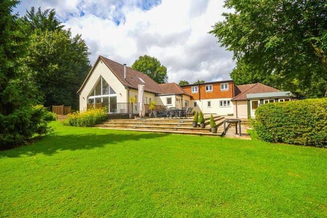 Thumbnail Detached house for sale in Baldock Road, Buntingford