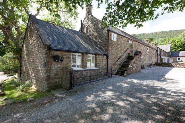Thumbnail Link-detached house for sale in Overton, Ashover, Chesterfield